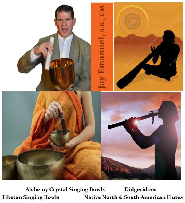 Alchemy Crystal Singing Bowls