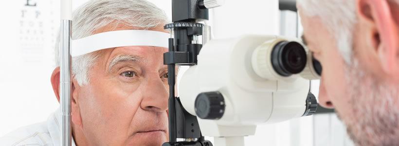 Salud Ocular para Adultos Mayores